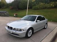 **BMW 520D 3.0 DIESEL AUTOMATIC 4