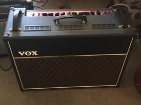 Vox amp with celestion speakers