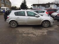 breaking vauxhall astra h car parts spares