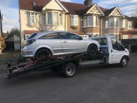 TOWS R US Cheap Car Recovery Breakdown Towing Service Auction collection Copart Hbc Bca SCRAP CARS