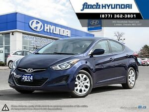 2014 Hyundai Elantra GL Heated seats | Bluetooth | Great Car!