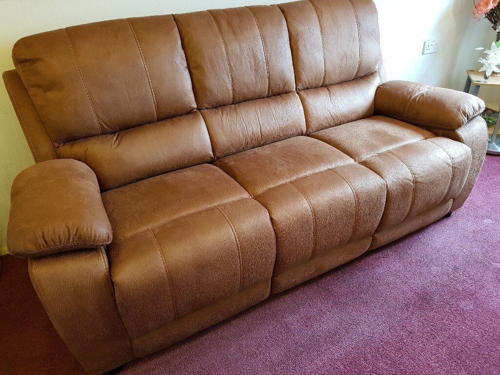Brand New 3 Seater Sofa And 1 Armchair For Sale Reduced