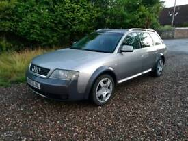 Audi allroad 2.5tdi manual