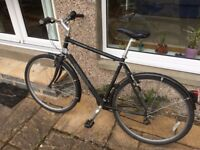 Specialized Crossroads Hybrid Gents Bicycle 21 gears XL