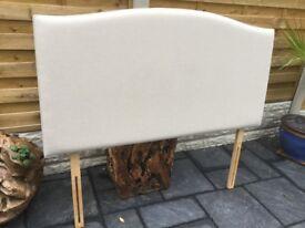 Swanglen King Size Headboard, New / Packaged