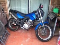 Derbi Sender 125 SM City Cross