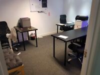 VARIOUS SIZE PRIVATE OFFICES FOR RENT