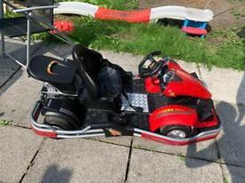 Grand Prix 12v children's go kart