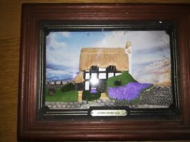 Tom Thumb Collectable Deep Framed Cottage Model