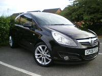 VAUXHALL CORSA 1.2 16v SXI 5SPEED 3DR * ONLY COVERD 51K *12 MONTHS MOT * 6 Months WARRANTY