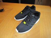 Adidas ZX Flux Black Size 10