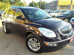2009 Buick Enclave CX / AWD / DUAL SUNROOF / DVD / FULLY LOADED