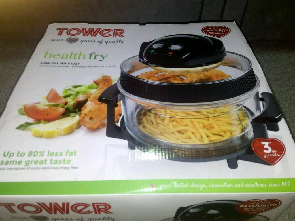 ***Brand new- Tower fry light cooker***