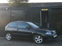 ★ 2006 SEAT IBIZA 1.4 SPORT + IDEAL 1ST CAR + 88K MILES ★