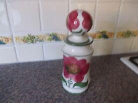 pottery jar good condition