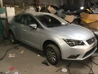 Seat Leon 2016 1.2 tsi BREAKING FOR PARTS