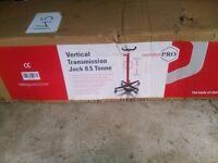 Master pro vertical 0.5 tonne jack