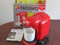 tassimo vivy 2 coffee maker