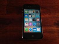 IPHONE 4S BLACK 16GB EE ASDA BT VIRGIN T-MOBILE ORANGE EXCELLENT CONDITION