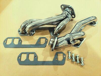 1997 1998 1999 2000 2001 2002 2003 Dodge Dakota 3.9L V6 Stainless Steel Headers