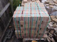 8 square metres Rumbled Permeable Paving Blocks
