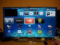 Samsung smart 46inch 3d tv