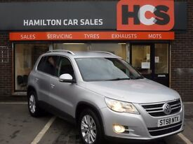 Volkswagen Tiguan 2.0TDI ( 140ps ) 4Motion SE - FULL VW SERVICE HISTORY - Finance available.
