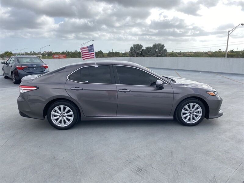 Image 4 Voiture American used Toyota Camry 2018