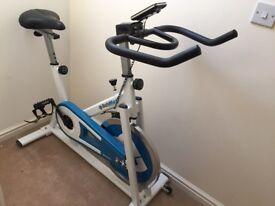 Bodymax excercise bike