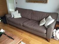Marks and spencer Suite for sale. 4 seat sofa and 2 armchairs