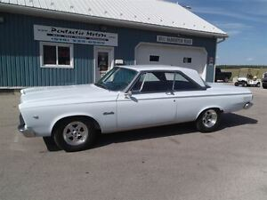 1965 Plymouth Satellite 426 BIG BLOCK,SOUTHERN CAR, AUTOMATIC,TR