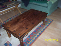Thackat Indian coffee table