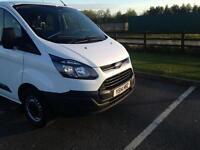 2014 ford transit custom NO VAT