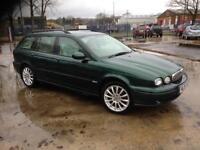 (05) Jaguar 2.0lt