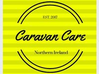 Caravan care NI... Statics, tourers and motorhomes exterior/interior cleaning specialists