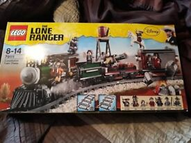 Lego 79111 Constitution Train Chase Set BRAND NEW