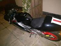 RS125 Aprilia 2 stroke derestricted full power