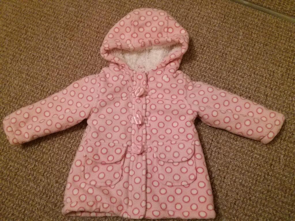 9833a513d Debenhams baby girl winter coat 9-12 mth | in Poole, Dorset | Gumtree