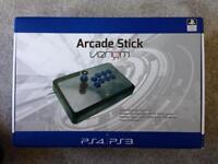 Venom Arcade Stick for PlayStation 4 PS4 PS3