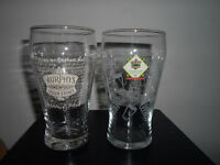MURPHY'S IRISH STOUT BEER GLASSES CELEBRATION OF IRELAND & ST. PATRICK'S 96