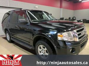 2011 Ford Expedition XLT-DVD-LEATHER-8 SEATS