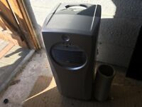 Homebase 9000BTU Portable Air Conditioner/Dehumififier/Fan Hosepipe Remote Control