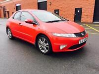 MARCH 2011 HONDA CIVIC SI I-CDTI ONE OWNER FROM NEW FULL SERVICE HISTORY