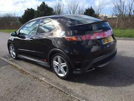 Honda Civic Type S GT Diesel