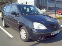 2003 03 Suzuki Liana 1.6 GLX 5Dr - *AUTOMATIC* -12 MONTH MOT-CHEAP - CD PLAYER - GREAT ON FUEL - PX