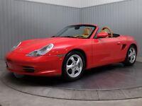 2003 Porsche Boxster -