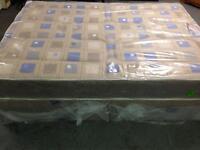 Brand new knight double mattress and base - £140