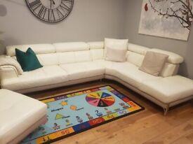 Sofa for sale, L-shape