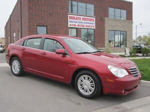 SHARP 2009 CHRYSLER SEBRING TOURING $4,999.00 CERTIFIED