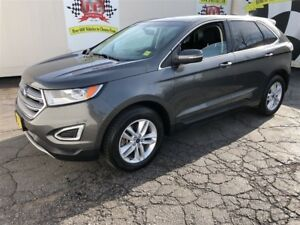 2016 Ford Edge SEL, Automatic, Heated Seats, AWD
